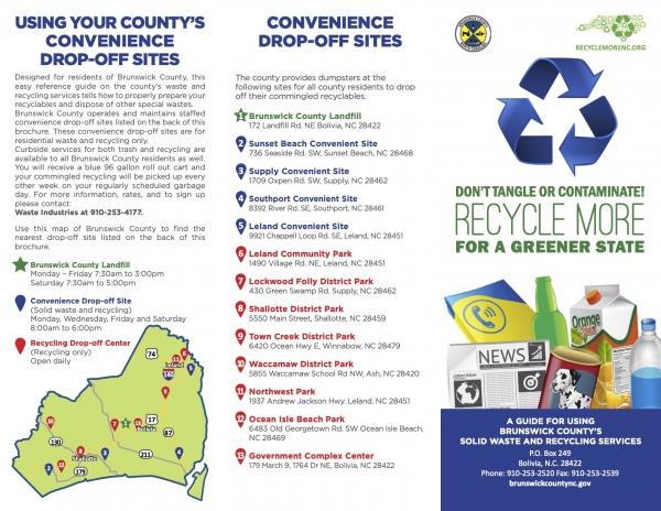 Recycling Brochure 1