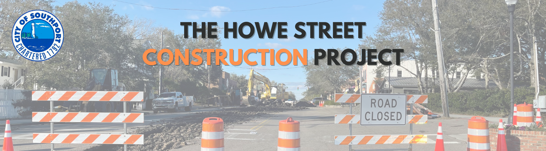 Howe Street Construction