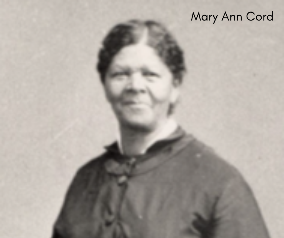 Mary Ann Cord