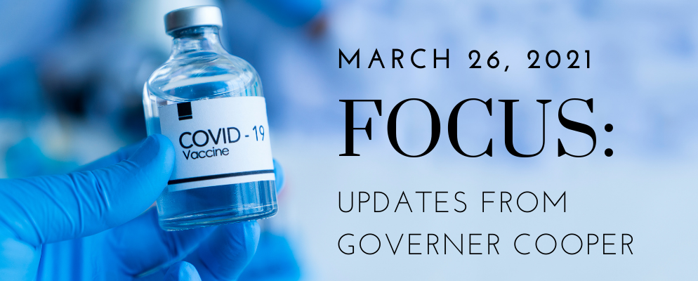 COVID-19 Focus March 26