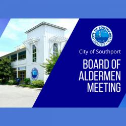 Board of Aldermen Meeting
