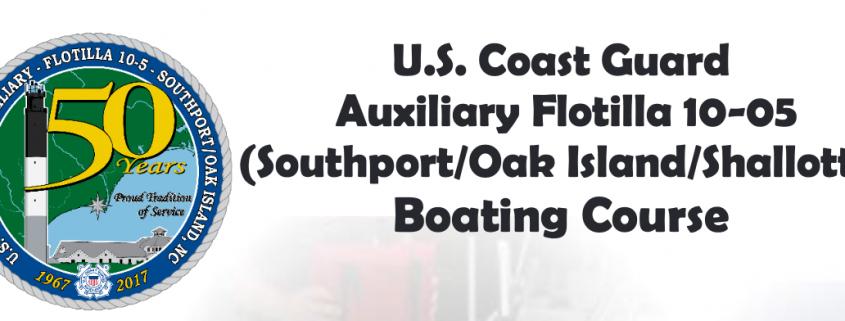 US Coast Guard Auxiliary