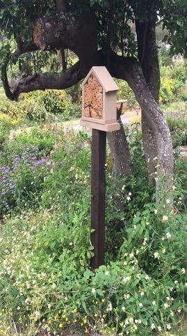 Mason Bee Home