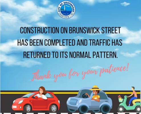 Brunswick St Open